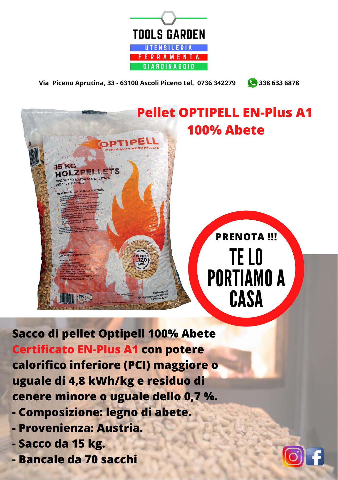 pellets promo